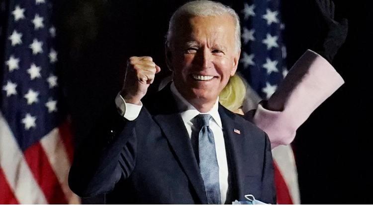 ¿Biden será menos militarista?