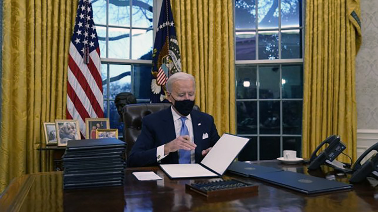 #PelandoElCobre: Los gestos de Biden