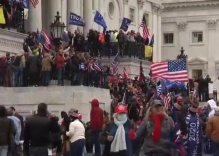 Trump se niega a perder las elecciones y genera caos en Estados Unidos