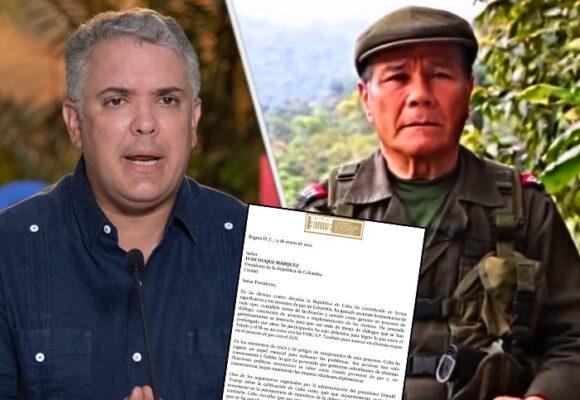 Con espaldarazo a Cuba, 23 congresistas le piden a Duque reiniciar diálogo con ELN