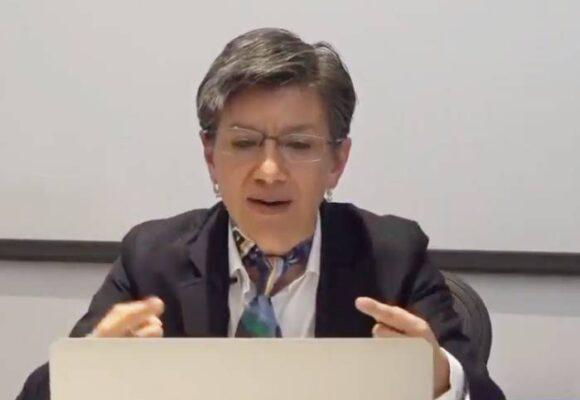 EN VIVO🔴: Claudia López, a defenderse de la revocatoria
