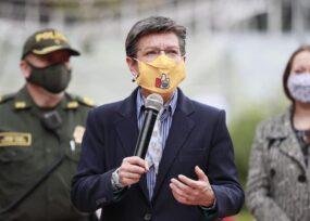 Claudia López decreta nuevo toque de queda en Bogotá