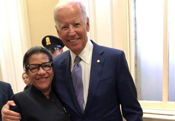 De Lorica para la Casa Blanca: La colombiana que le cocina a Biden