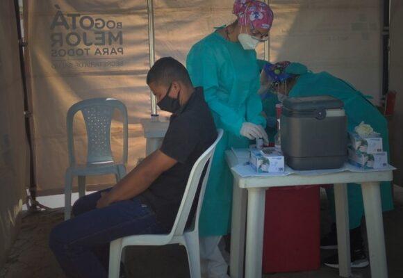 17.121 casos nuevos y 367 fallecidos más por Covid en Colombia