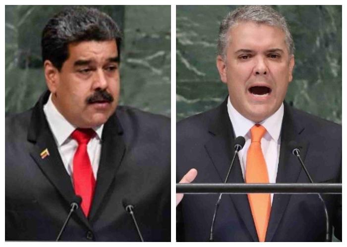 Maduro y Duque, dos gobiernos de la misma calaña