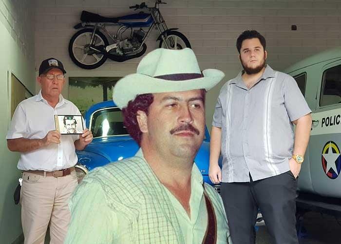 Escobar Inc, el negocio del sueco Olof Gustafsson y Roberto Escobar