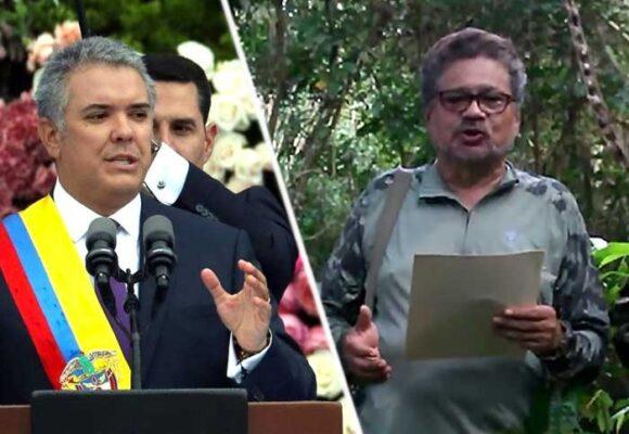 Reaparece Iván Márquez con ínfulas de político