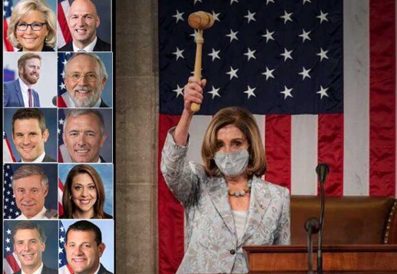 Los 10 republicanos que se la jugaron contra Trump