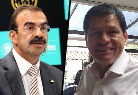 El duro abogado que quiere reivindicar al Gnral Palomino