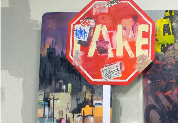 ¿Quién debe pagar por el grafiti?