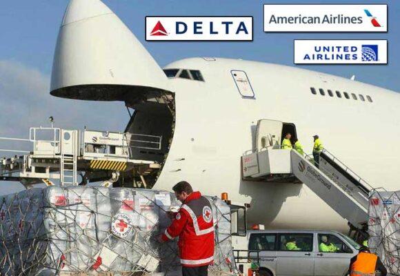 Guerra entre aerolíneas por un nuevo negocio: el transporte de la vacuna COVID
