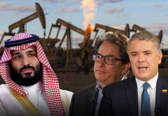 El regalo petrolero del príncipe saudí que le ayudará  a Colombia