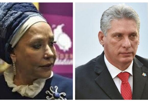 Carta abierta al presidente de Cuba