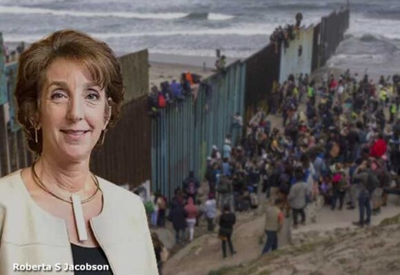 Biden le puso gerente a la frontera con México
