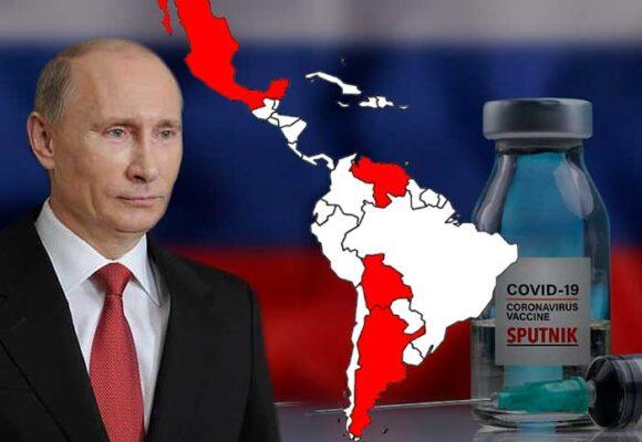 Sputnik V en acción: 4 paises en latinoamerica le apuestan