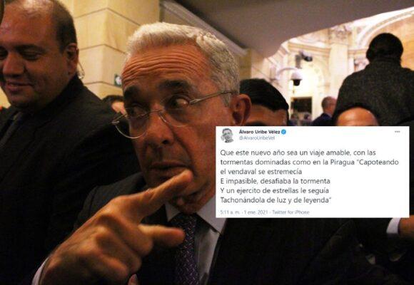 Uribe quiere que 2021 sea un
