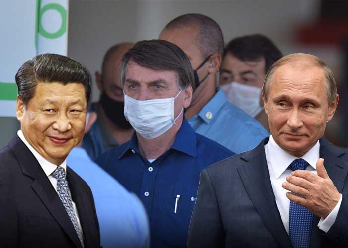 La vacunación Covid en Brasil: un nuevo pulso entre China y Rusia