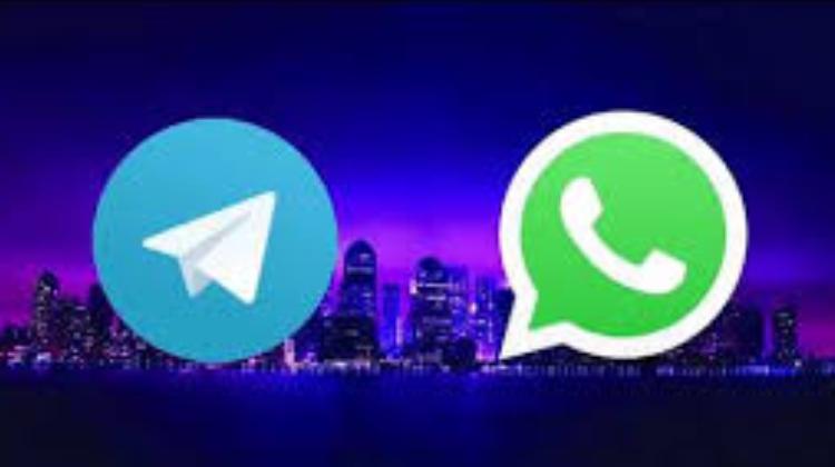Pelando el cobre:#¿Whatsapp o Telegram...?