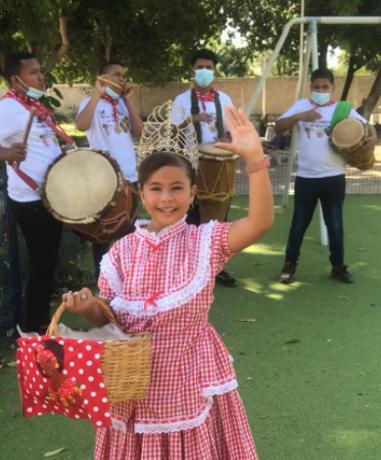 Grupo musical Semillas de Caracolí. Foto: Deya Pedraza