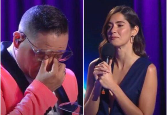 Drama de participante de A Otro Nivel en pandemia casi hace llorar a Paulina Vega