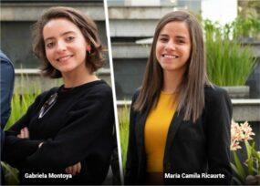Dos estudiantes con un voto que pesa para elegir al rector del Externado