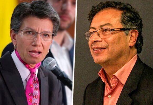 Petro de un lado y Claudia López del otro: se definen las coaliciones de cara al 2022