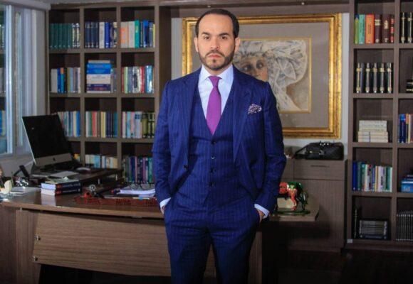 Abelardo de la Espriella insulta a Esteban Santos