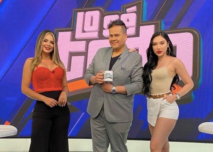El desastroso debut de Aida Victoria Merlano como presentadora de televisión