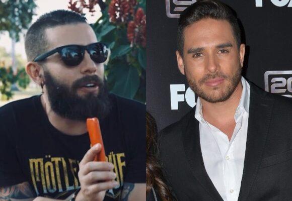 Sebastián Caicedo, otro actor que se gana el odio de Levy Rincón en Twitter
