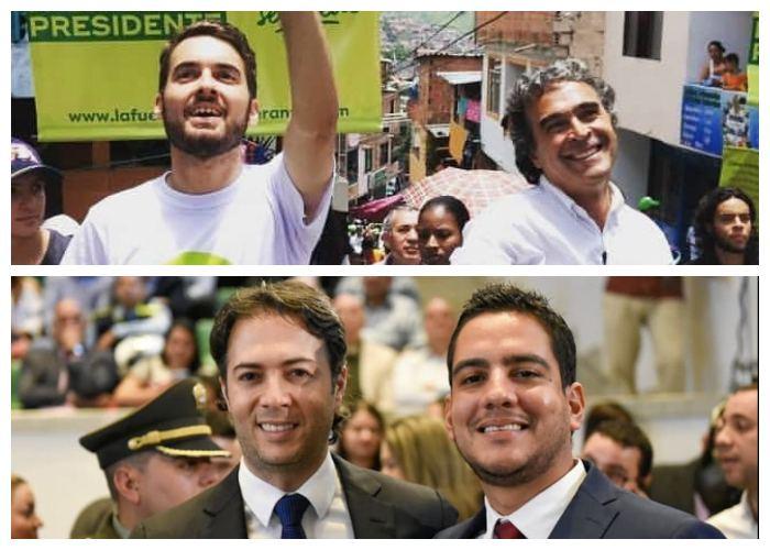 ¿Guerra de duplas en Medellín?