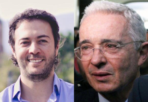 Alcalde de Medellín vuelve a torear a Uribe en Twitter