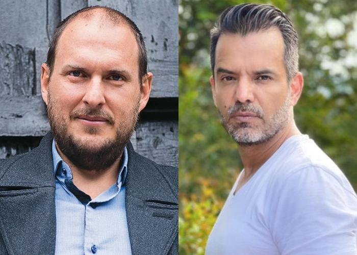 Andrés Parra le recuerda a Jorge Cárdenas que no tiene talento