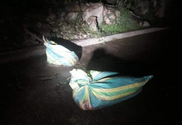 Hallan bolsas con dos personas desmembradas en Suarez, Cauca