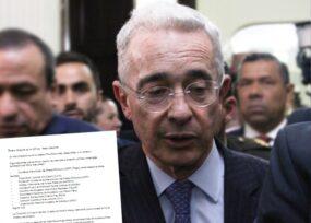 Uribe ataca a la JEP para defender su gobierno en tema falsos positivos