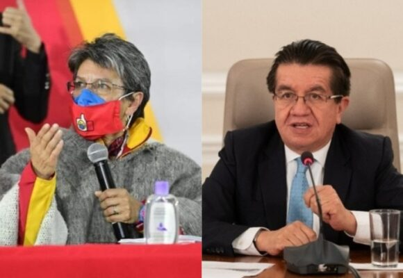 Nuevo regaño de Claudia López a MinSalud