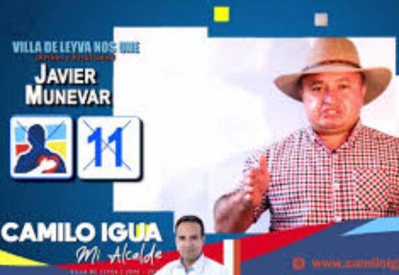 Presunta amenaza de concejal uribista a líder social en Villa de Leyva
