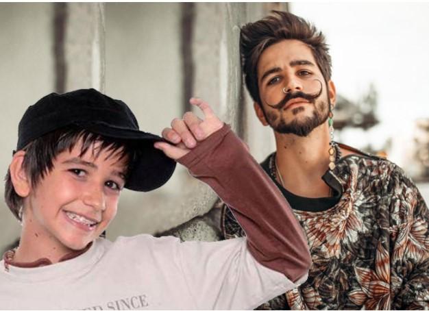Cuando Camilo era pobre de verdad y atendía la tienda de su papá en Montería