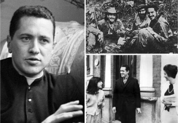 Se revela el misterio sobre Camilo Torres en el ELN