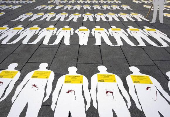 Defensoria del Pueblo entrega cifras de líderes asesinados