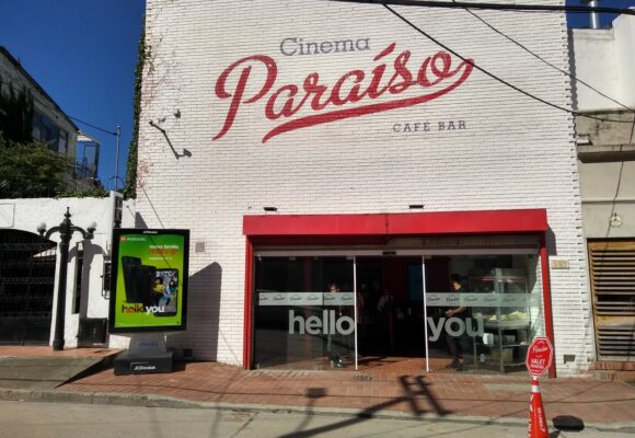 La alegría de que regrese Cinema Paraíso