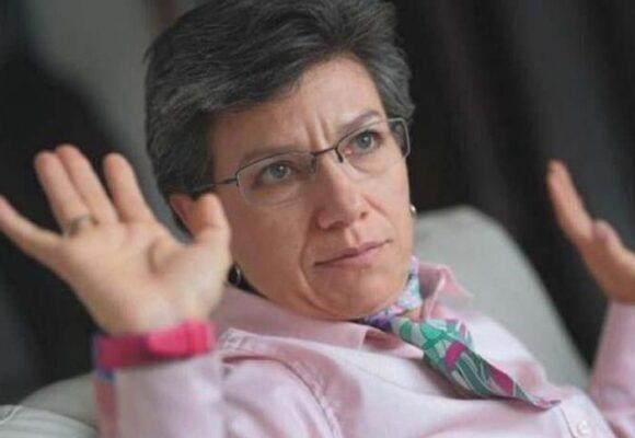 17 mil pesos valen los tintos de Claudia López