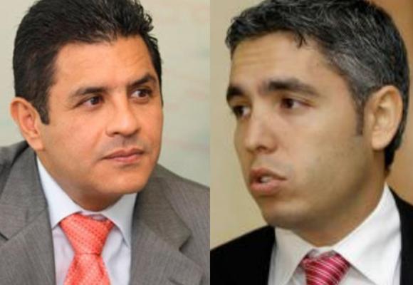 El destituido exgoberandor Juan Carlos Abadía estaría rondando al alcalde Ospina