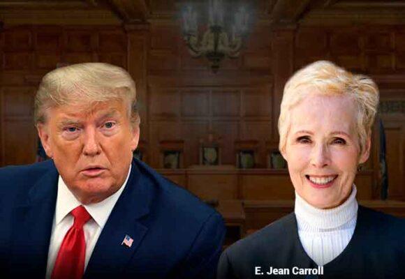 La primera mujer que pondrá a Trump contra las cuerdas judiciales