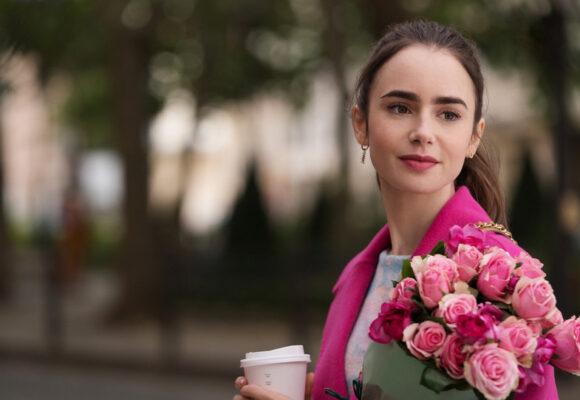 Increíble: Emily en Paris, esa serie de cuarta, nominada a los Globos de oro