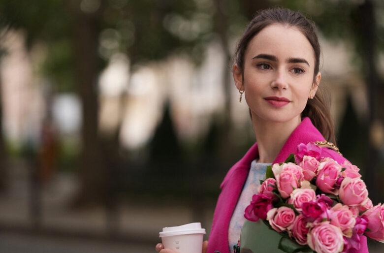 Increíble: 'Emily en París', esa serie de cuarta, nominada a los Globos de oro