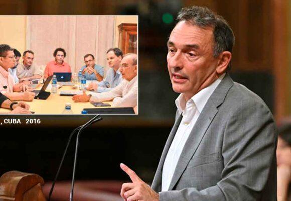 Enrique Santiago, el asesor de las Farc vuelto figura política en su país, España
