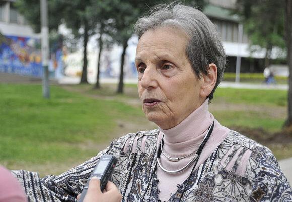 Florence Thomas no se aguanta la bobada del lenguaje inclusivo y su