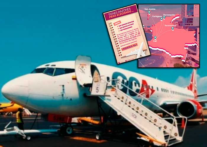 Tiquetes ilimitados por un año: la innovadora apuesta de GCA Airlines