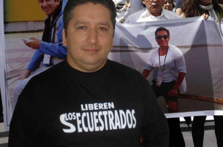Buenas noticias: Herbin Hoyos despierta