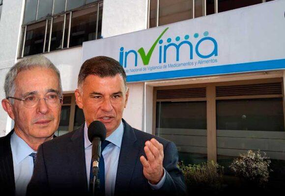 Julio Cesar Aldana, el poderoso del Invima, otro de los protegidos de Uribe
